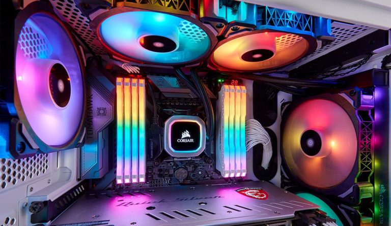 Corsair Hydro Series H100i and H115i RGB Platinum Liquid CPU Coolers Now Available