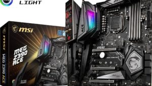 MSI MEG Z390 ACE Motherboard Review – Very Nice!