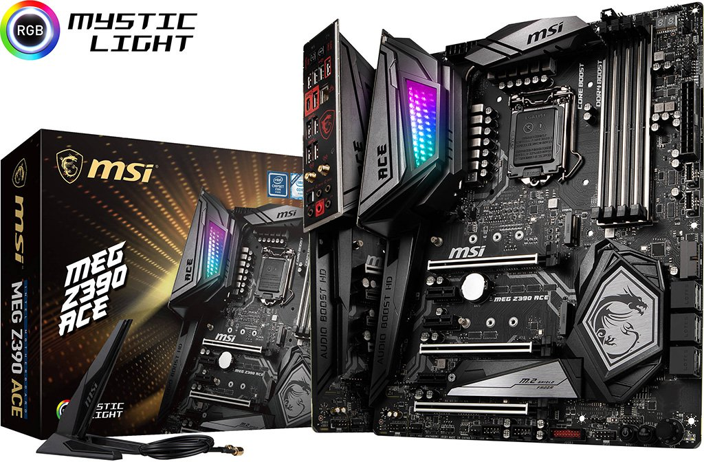 MSI MEG Z390 ACE Motherboard Review