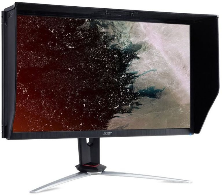 Acer Nitro XV273K 4K UHD 144Hz FreeSync / G-Sync Compatible HDR Monitor Now Available