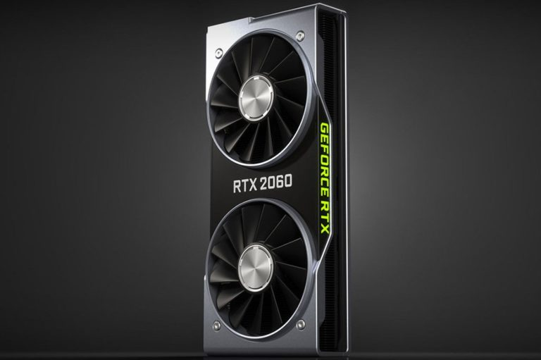 NVIDIA GeForce RTX 2060 Released – Faster Than GTX 1070 and GTX 1060 at $349 USD