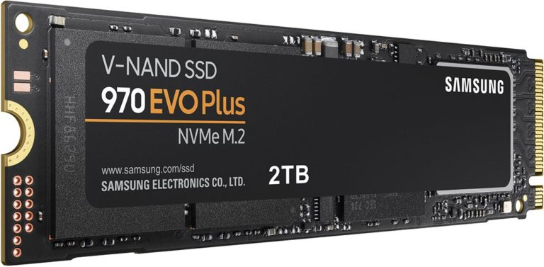 Samsung 970 EVO Plus NVMe SSD Released – See Features, Specs, and Price