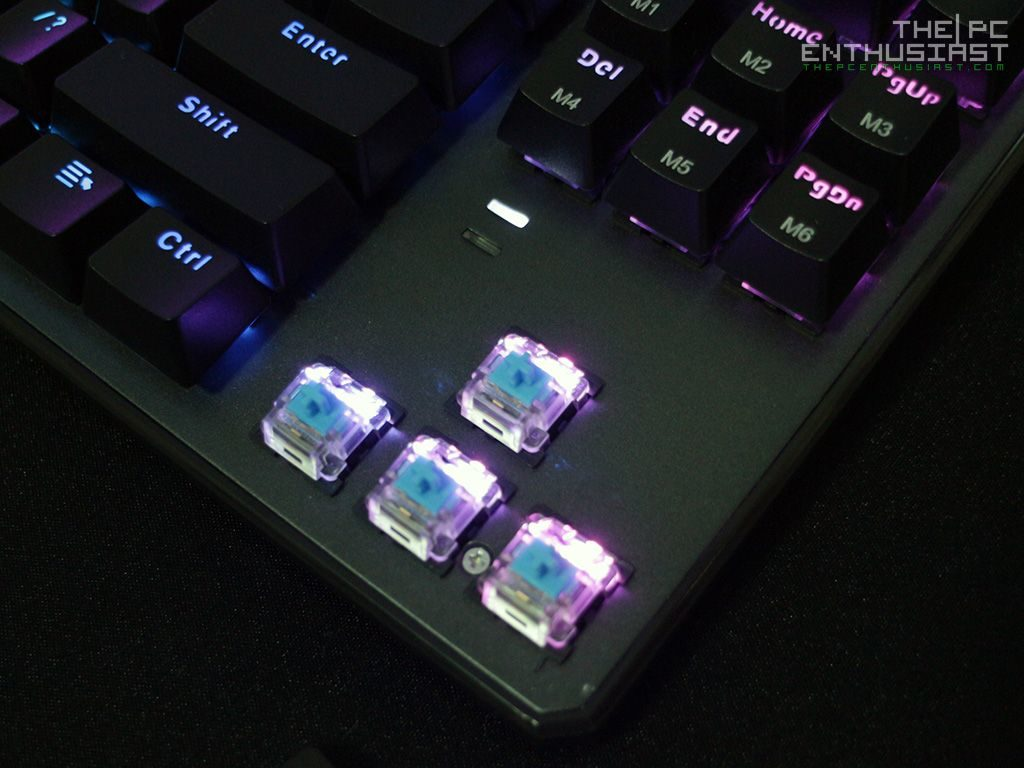 Tecware Phantom 104 And 87 Rgb Mechanical Keyboard Review Best Bang For Buck Gaming Keyboards Thepcenthusiast