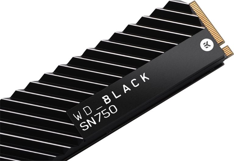 WD Black SN750 NVMe SSD Released – See Features, Specifications and Price