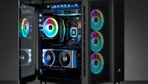 Corsair Crystal Series 680X RGB and Carbide Series 678C Cases Now Available