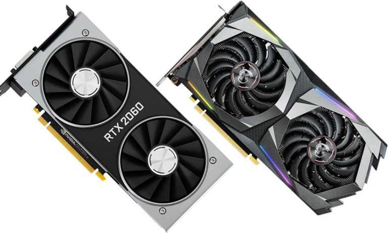 GeForce GTX 1660 Ti vs RTX 2060 – Which One to Buy? Featuring MSI Gaming X and Ventus OC