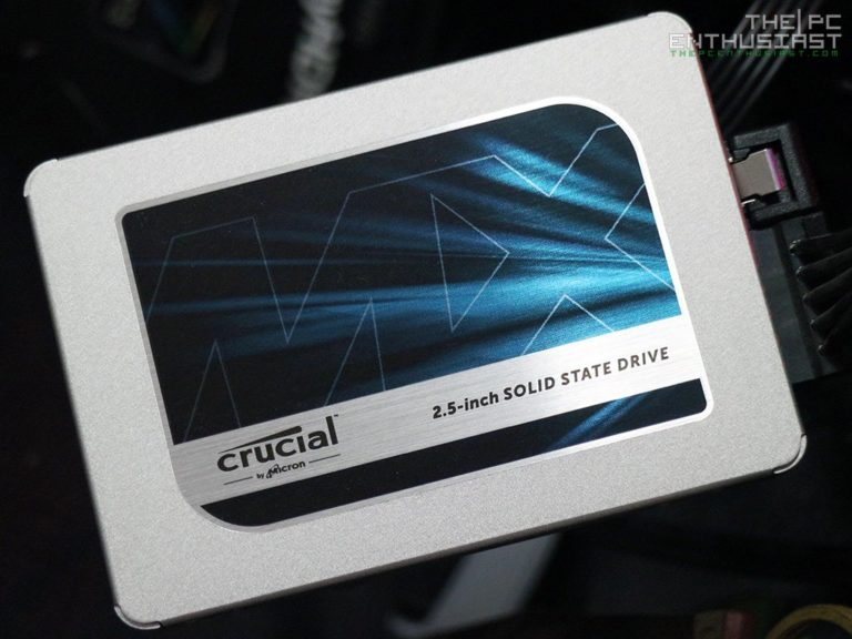 Crucial MX500 2TB SSD Review – A Good Value SSD?