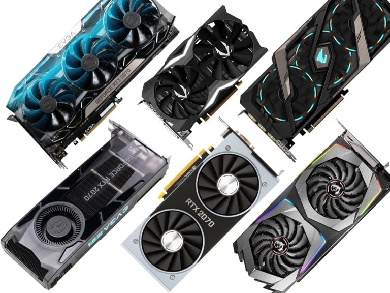 GeForce RTX 2070 Compared – What's the Best RTX 2070 To Buy?