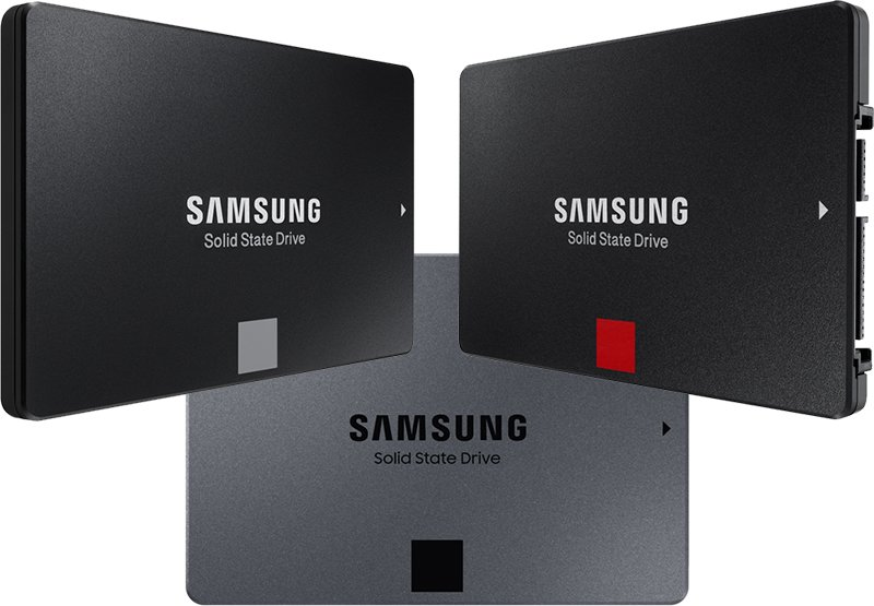 Samsung 860 QVO vs 860 EVO vs 860 PRO 1TB SSD Review