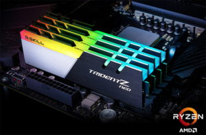 G.Skill Trident Z Neo DDR4 Memory for AMD Ryzen and X570 Motherboards