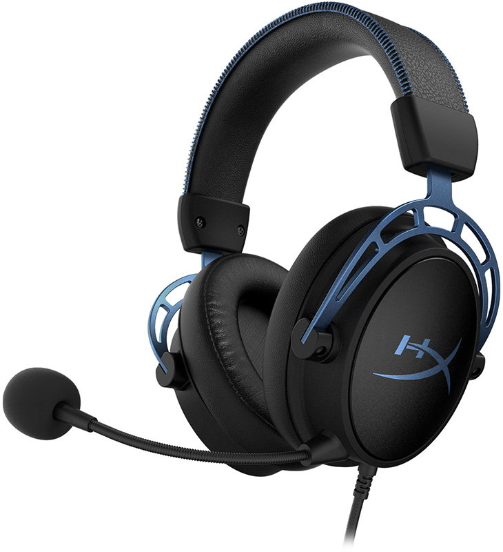HyperX Cloud Alpha S Gaming Headset Announced – See Features, Price and Availability