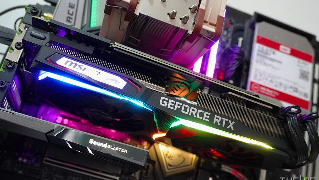 MSI RTX 2070 Super Gaming X Review