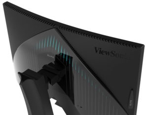 ViewSonic ELITE XG270QG with G-Sync IPS Nano Color 1ms Gaming Monitor