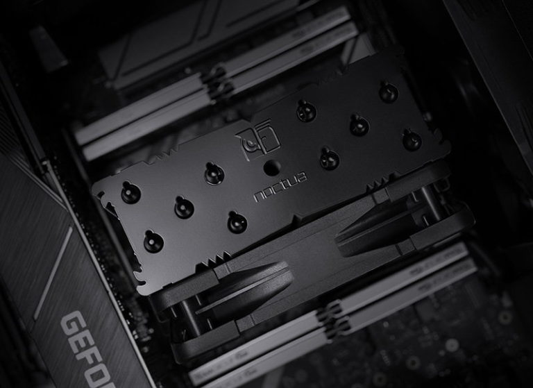 All-Black Noctua CPU Coolers Now Available! – Meet the Noctua chromax.black CPU Coolers