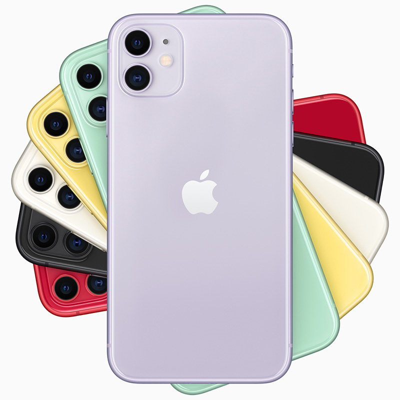 iphone 11 different colors