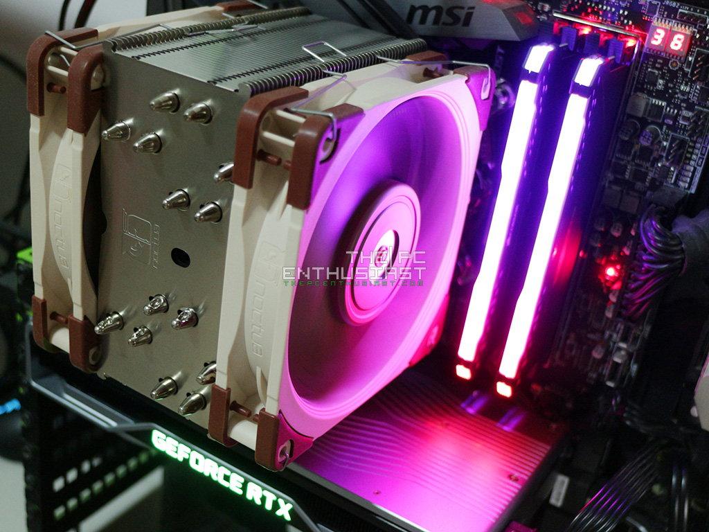 Noctua NH-U12A CPU Cooler Review