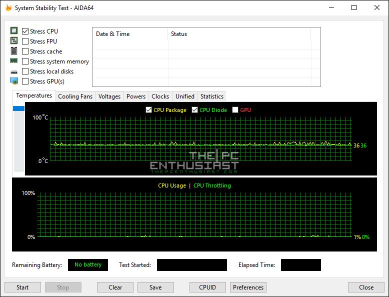 Noctua NH-U12A idle temp increased fan speed