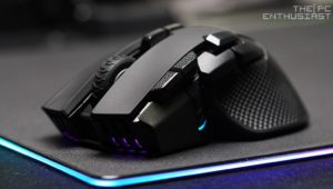 Corsair Ironclaw RGB Wireless Gaming Mouse Review