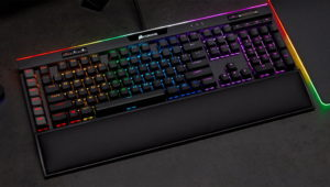 Corsair K95 RGB Platinum XT Mechanical Gaming Keyboard Review – With Cherry MX Speed RGB Silver Switch