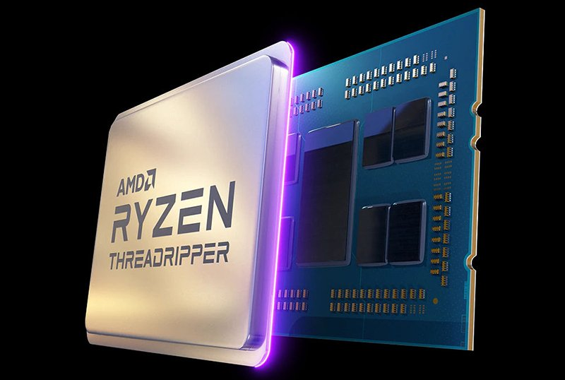 64-Core AMD Ryzen Threadripper 3990X Now Available