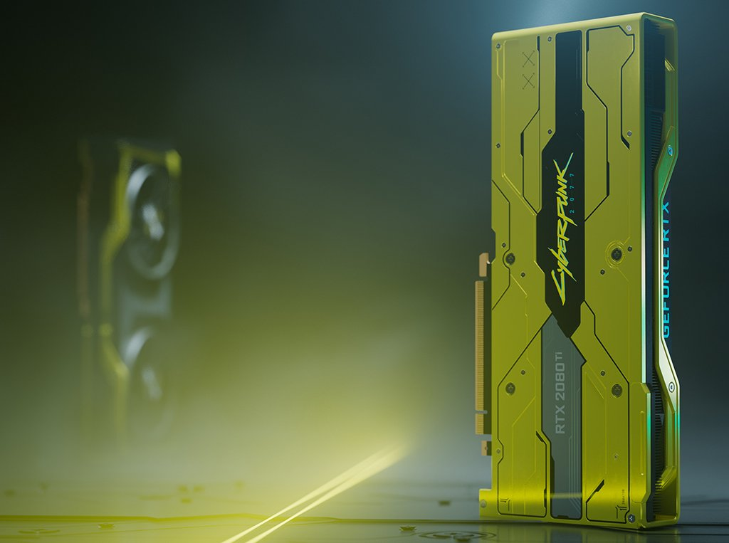 GeForce RTX 2080 Ti Cyberpunk 2077 Edition GPU-03