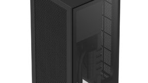 NZXT H1 Mini-ITX Vertical Case Released – It's Not Just a Case