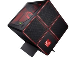 The HP OMEN X gaming desktop pc