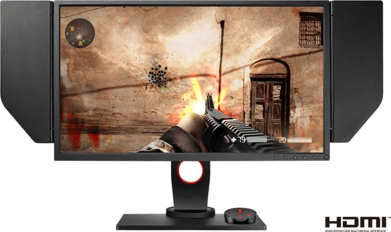 BenQ ZOWIE XL2746S 240Hz 0.5ms GtG 1080p eSports Gaming Monitor Now Available
