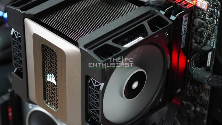 Corsair A500 CPU Air Cooler Review – Is It Really That Bad?