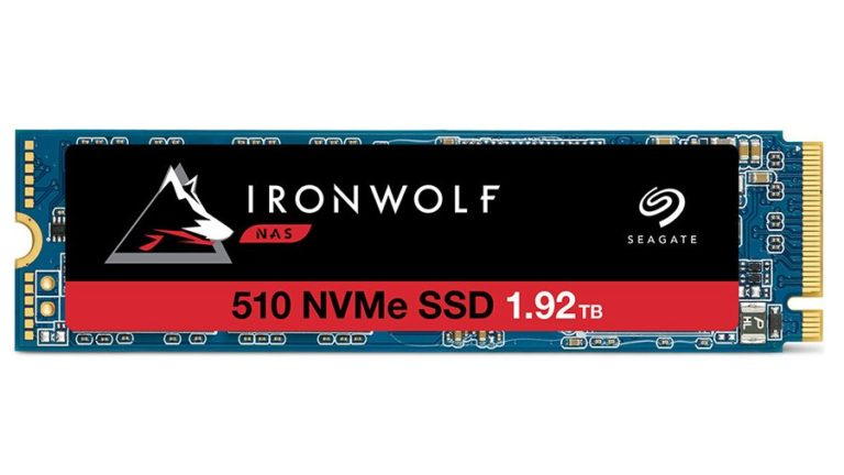 Looking For M.2 NVMe SSD For NAS System? – Meet Seagate IronWolf 510
