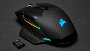 Corsair Dark Core RGB PRO (SE) Wireless Gaming Mouse Now Available