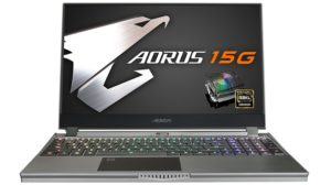 Gigabyte Aorus 15G 2020 Gaming Laptop