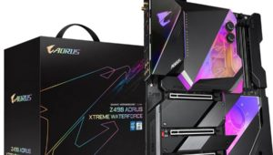 Gigabyte Z490 Aorus Xtreme WaterForce – The Most Expensive Z490 Motherboard Yet!