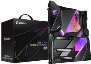 Gigabyte Z490 Aorus Xtreme WaterForce Most Expensive