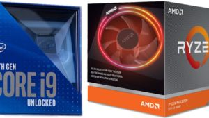 Intel Core i9-10900K vs AMD Ryzen 9 3900X Specs Comparison – Which One Is Better?