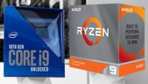 Intel Core i9-10900K vs AMD Ryzen 9 3950X Benchmark In Cinebench Surfaced