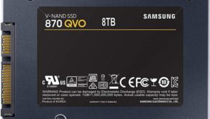 Samsung 870 QVO 8TB SSD Gets Listed on Amazon