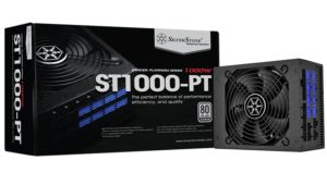 SilverStone ST1000-PT PSU Review – It's Good But With 1 Problem