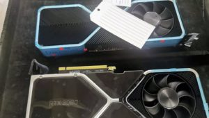 Leaked NVIDIA GeForce RTX 3080 Photo Surfaced