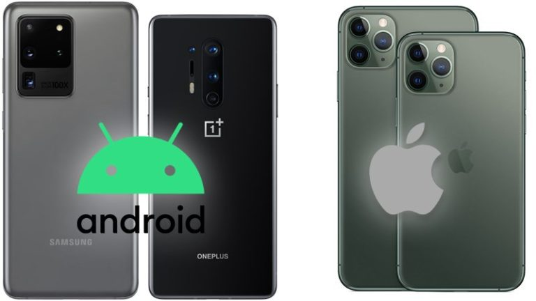 android phone vs iphone which to choose