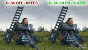 Death Stranding PC Graphics Performance Review – Featuring DLSS 2.0