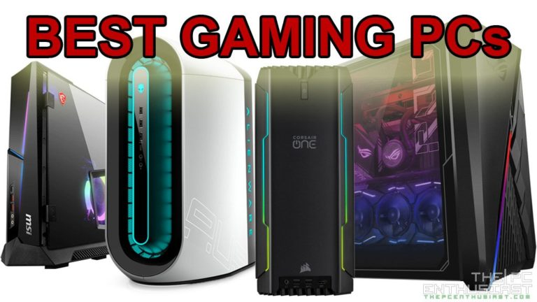 the best gaming pc of 2020