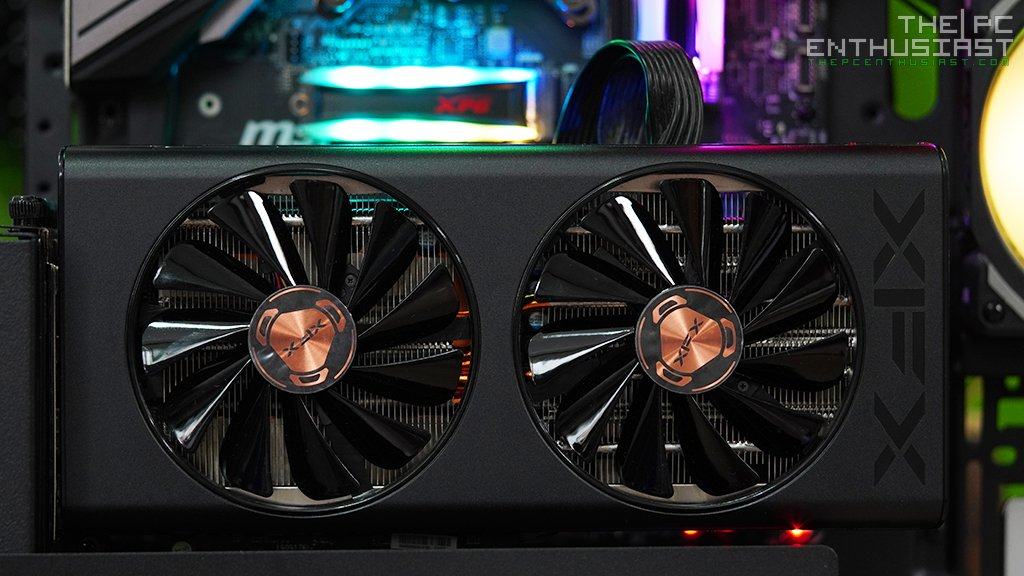 xfx rx 5600 xt thicc ii pro review