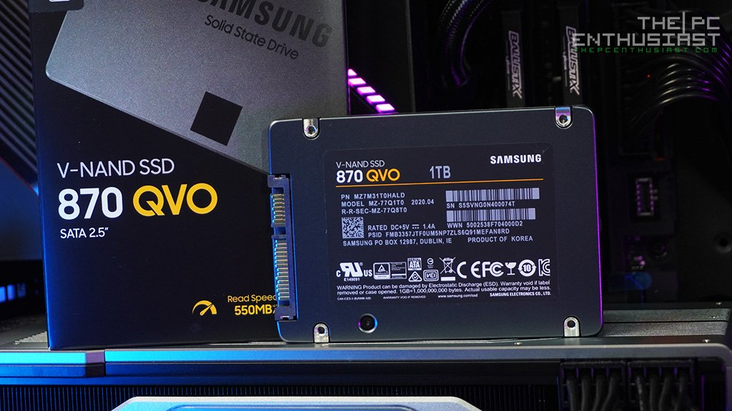 samsung 870 qvo ssd review conclusion