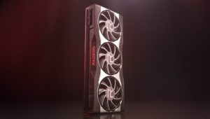AMD Teases Radeon RX 6000 Series Graphics Card Design