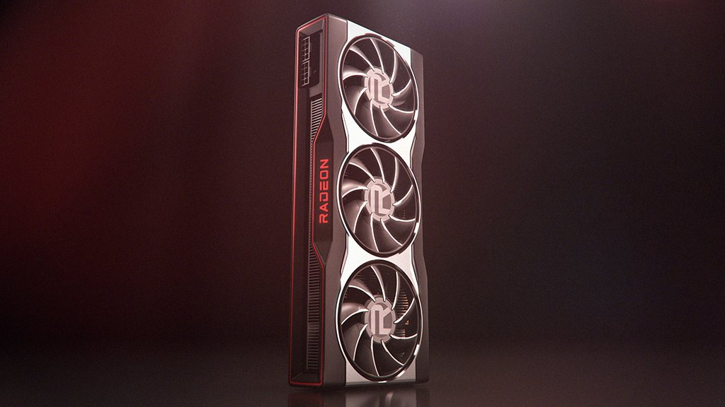 AMD Radeon RX 6000 Series Graphics Card