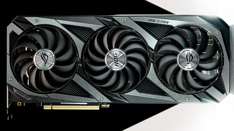 Asus ROG Strix RTX 30 Series Graphics Card