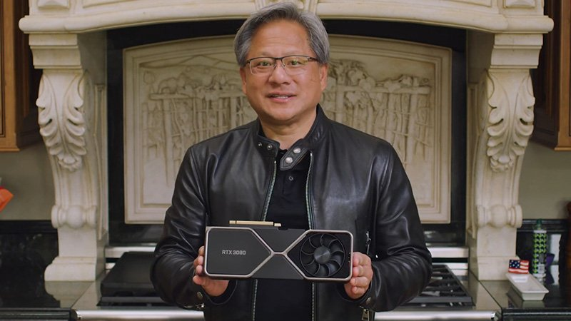NVIDIA GeForce RTX 3080 Flagship Graphics Card Released