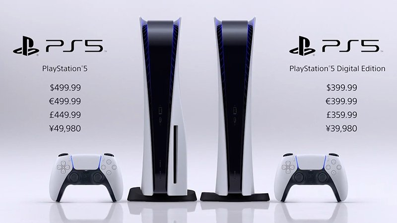 Sony Playstation 5 Release