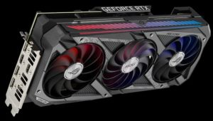 ASUS ROG Strix RTX 3070 and TUF RTX 3070 Gaming Graphics Cards Show Up